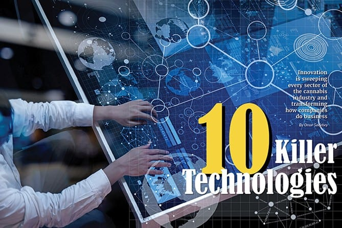 MJ Biz Magazine 10 Killer Technologies