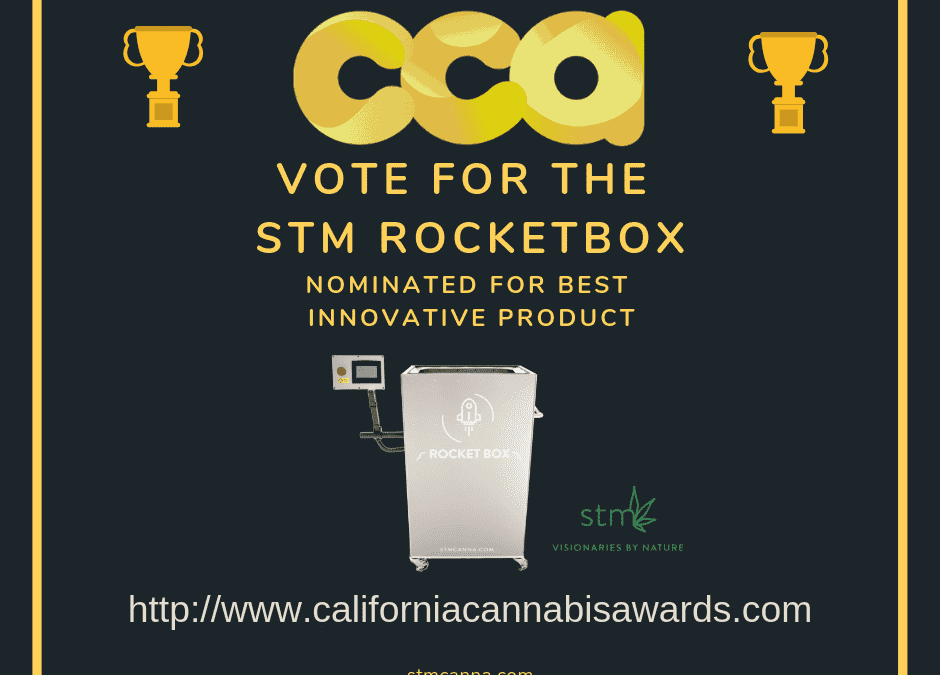 RocketBox Nomination 2019 CCA Innovative Product