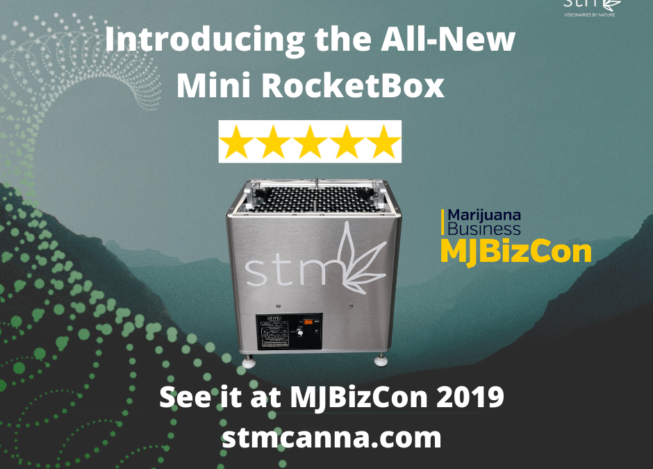 Introducing: STM Canna Mini Rocketbox