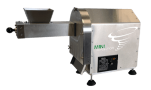 Mini-Revolution Commercial Cannabis Grinder Shredder