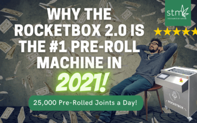 The Best Pre-Roll Machine in 2021 [RocketBox 2.0]