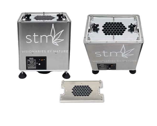 Mini-Rocketbox Commercial Joint Rolling Machine Mini-50 Tray