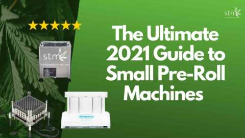 Ultimate 2021 Guide to Small Pre-Roll Machines